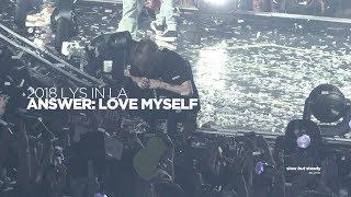 방탄소년단 지민 (BTS JIMIN) - LOVE MYSELF Multi ver. (JIMIN FOCUS 4K fancam)