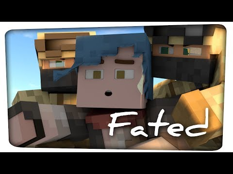 """♪ """"Fated"""" - A Minecraft Parody of Alan Walker's """"Faded"""" ♪ HD"""
