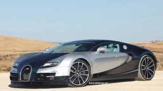 New Bugatti Super Veyron 1600 hp !!! SCOOP
