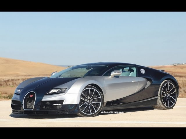 New Bugatti Super Veyron 1600 Hp Scoop