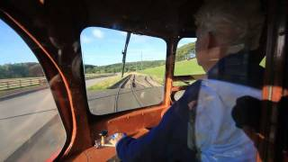 Sunderland 101 / Blackpool 703 Balloon Tram at Beamish Museum - First Movements (Extended Version)