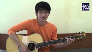 Akustik Gitar - Belajar Lagu (Teardrops In The Rain - CN Blue)