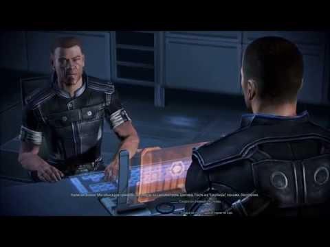 """Смотреть прохождение игры Mass Effect 3. Серия 17: """"Битва за Цитадель."""""""