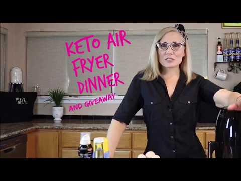 keto-air-fryer-dinner-&-giveaway