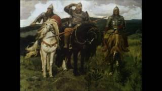 Три богатыря Русские народные былины Аудиокнига Сказки на ночь