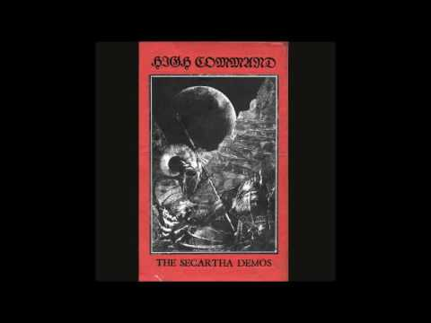 High Command (US) - The Secartha Demos (2016)