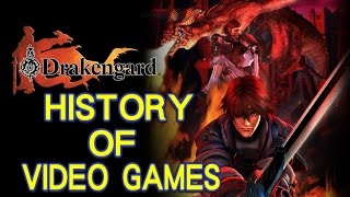 History of Drakengard (2003-2017) - Video Game History