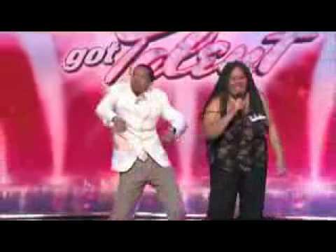 Nick Cannon Dances Again On America's Got Talent 2011