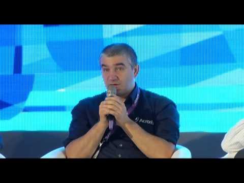 DLDTelAviv13 - Exit Strategies - M&A vs IPO - Part 1 (Serguei Beloussov, Bruce Aust, Ben Lazarus)