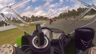 Hockenheim 2017 Speer - Kawasaki ZX6R (1:57) - #404 Bärtschi