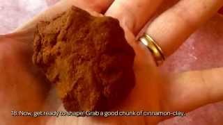 How To Make Fragrant Cinnamon Pumpkin Decorations - Diy Home Tutorial - Guidecentral