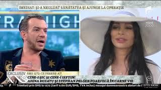 Adina Buzatu și Stephan Pelger taie în carne vie! Dorian Popa și Brigitte Sfăt luați la rost