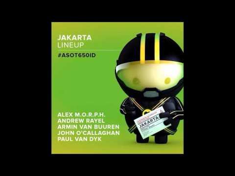 John O'Callaghan -- Live @ A State of Trance 650 (Jakarta Indonesia) -- 15.03.2014