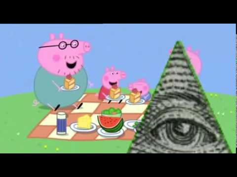 Image result for pictures of mlg peppa pig
