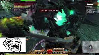 Guild Wars 2 - Raids - Dhuum Post Patch 05.03.2019 (wing 5 - berserker pov)