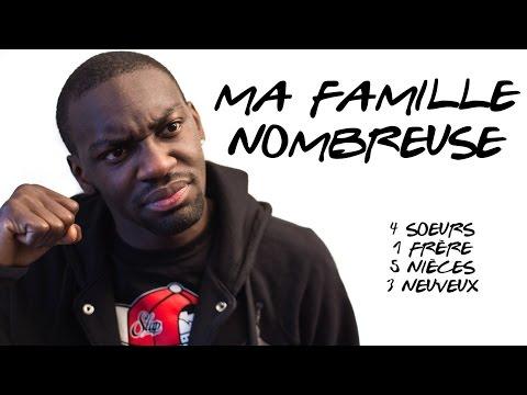 PAT - MA FAMILLE NOMBREUSE