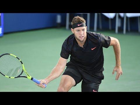 Jack SOCK vs Horacio ZEBALLOS Highlights HOUSTON 2018