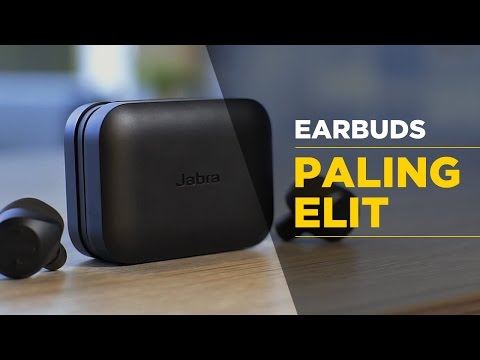 JABRA ELITE SPORT REVIEW INDONESIA - WIRELESS EARBUDS TAHAN