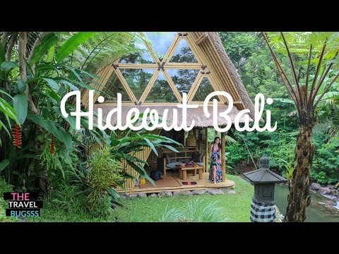 Top 5 Airbnb Series | Hideout Bali