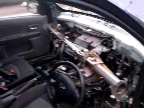 моторчик на печку mazda demio 2003 года