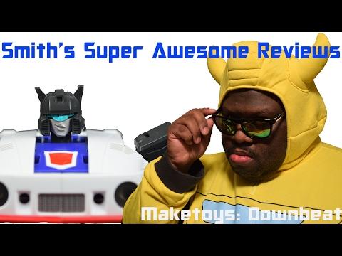 Maketoys DOWNBEAT ( Jazz) Smith's Super Awesome Reviews