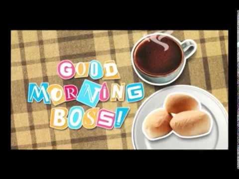 Good Morning Boss OBB 2014