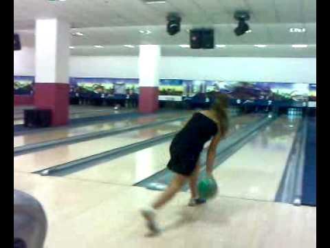mersin,forum-gülay bowling oynuyor