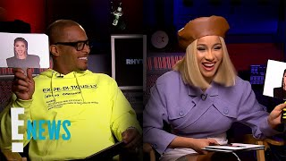"""Cardi B & T.I. Play 'Most Likely To'--""""Rhythm & Flow"""" Edition! 