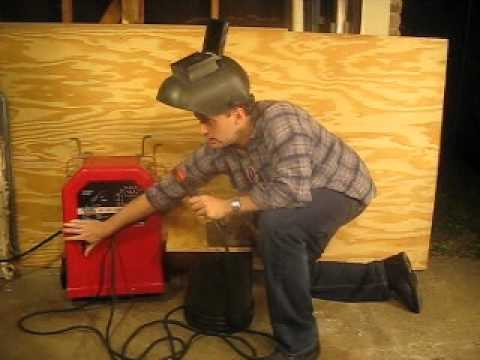 Lincoln ACDC 225125 Arc Welder Demo 11042012 004AVI YouTube – Lincoln 225 S Wiring Diagram