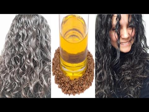 Propiedades de la linaza para el cabello
