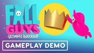 Fall Guys Is The Funniest Battle Royale Yet  IGN LIVE  E3 2019
