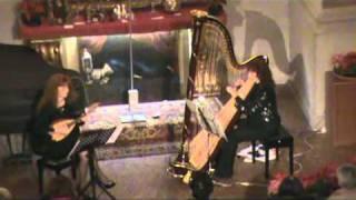 Krumpholtz, Sonata op. 8 n. 5 (harp and mandolin)