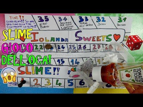 Download Youtube: SLIME GIOCO DELL'OCA! SFIDA SLIME! INVENTATO DA UNA FAN Iolanda Sweets