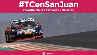 #TCenSanJuan - Desafío de las Estrellas - Sábado - Series y Clasificación
