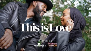 This is Love 🖤 | The Black Muslim Girl x muzmatch screenshot 4