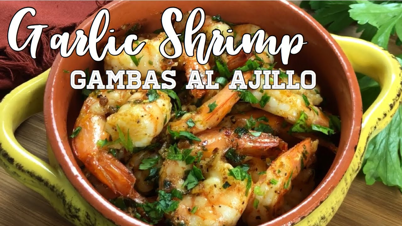 Easy Gambas Recipe How To Cook Gambas Al Ajillo Youtube