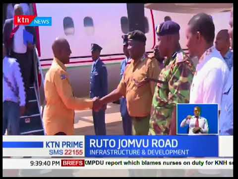 DP Ruto recently toured the coast region to commission a number of development projects