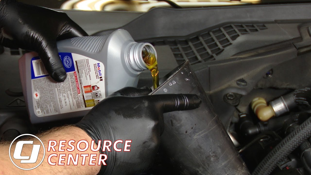 medium resolution of how to change the oil in your mustang mustang oil change cj pony parts