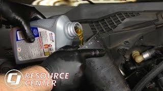 Mustang Oil Change: 2011-2017 GT 5.0L