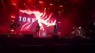 Tony Hadley at Lets Rock Liverpool, Radio Ga Ga, July 2019