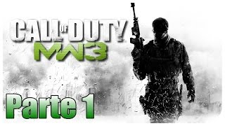 Call of Duty: Modern Warfare 3 Gameplay Español Parte 1 - Pc 1080p 60fps - No Comentado