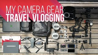 My Travel Camera Gear | Youtube vlogging equipment