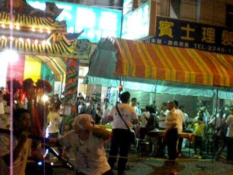 A Celebration in Taichung (Street view)