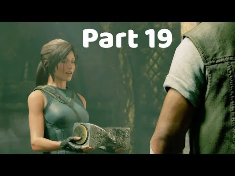 Shadow of The Tomb Raider Walkthrough Gameplay Part 19 - The Box of Ix Chel