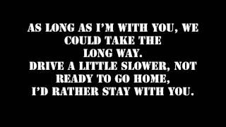 Jason Mraz - Long Drive Lyrics