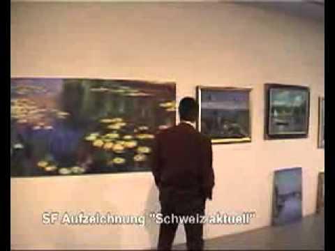 Swiss Television recording International Imaginary Museum