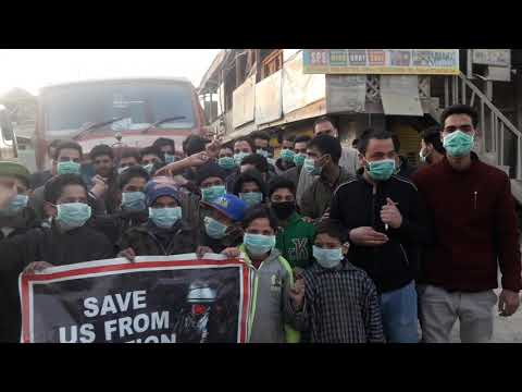 Pollution of Wuyan pampore