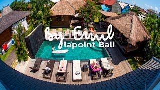 One Day At Lapoint Surfcamp Bali