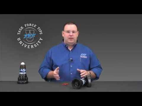 How To Adjust A TFT Slide Valve