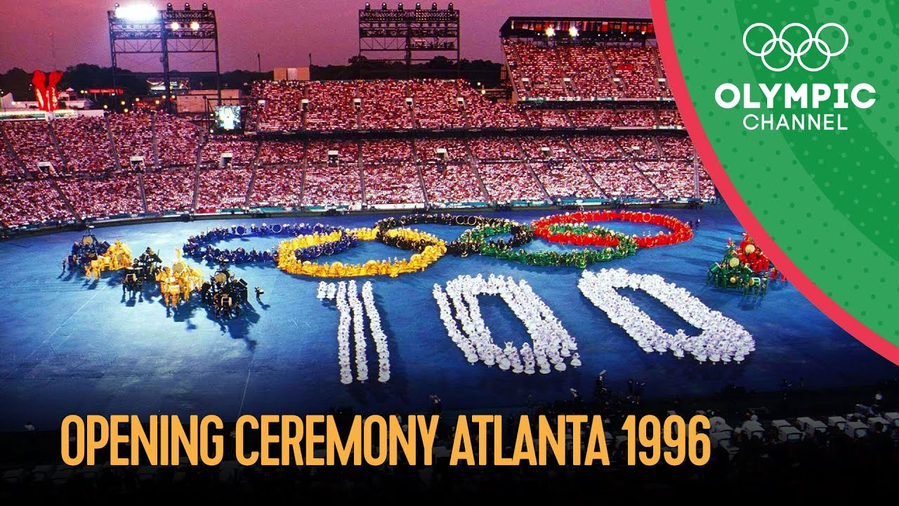 Download Atlanta 1996 Opening Ceremony | Atlanta 1996 Replays